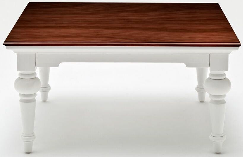 Nova Solo Provence Accent Coffee Table - Square