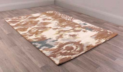 Fusion Hebrides Handtufted Wool Rug