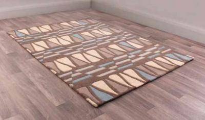 Fusion Midori Handtufted Wool Rug