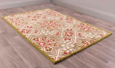 Fusion Timor Handtufted Wool Rug