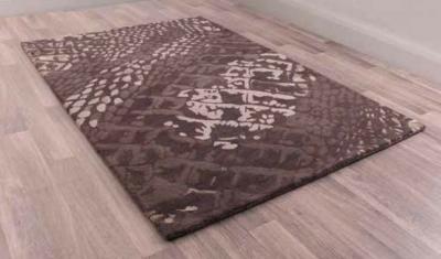 Unique Canyon Handmade Wool Rug