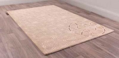 Unique Royal Handmade Wool Rug