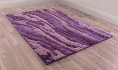 Unique Vibe Handmade Wool Rug