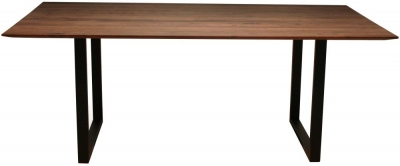 Qualita Fargo Life Oiled Walnut Dining Table - 200cm x 100cm
