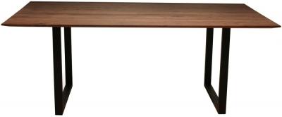 Qualita Fargo Life Oiled Walnut Dining Table - 220cm x 100cm