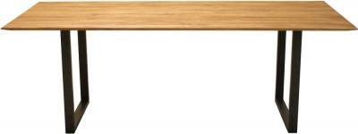 Qualita Fargo Life Oiled Oak Dining Table - 200cm x 100cm