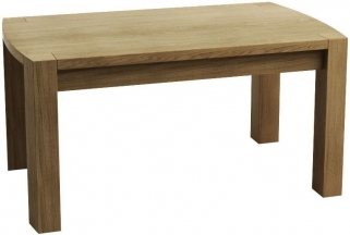 Qualita Goliath Oak Coffee Table
