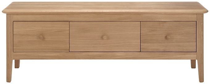 Qualita Hudson Oak TV Stand