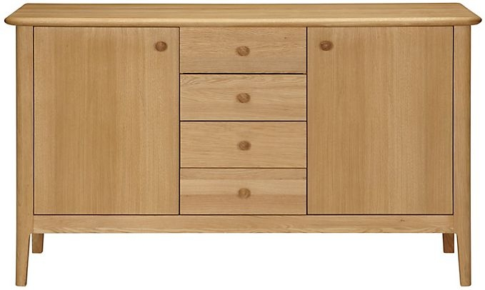 Qualita Hudson Oak Sideboard