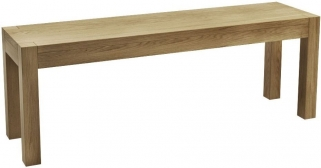 Qualita Sims Oak Bench