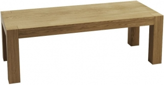 Qualita Sims Oak Coffee Table - No 1