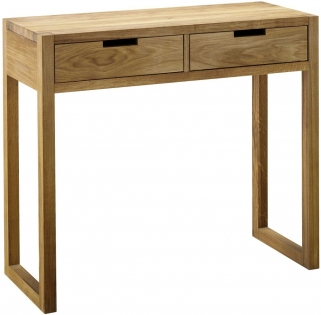 Qualita Sims Oak Console Table