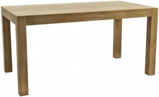 Qualita Sims Oak Dining Table