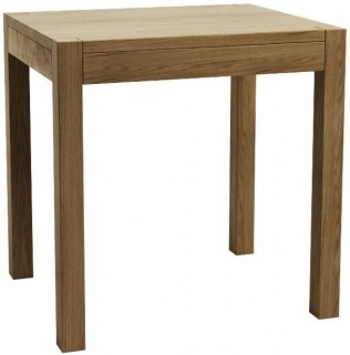 Qualita Sims Oak Stool