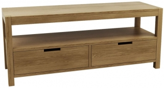 Qualita Sims Oak TV Unit