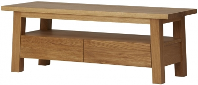 Qualita Trinity Oak TV Unit