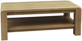 Qualita Vermont Oak Coffee Table