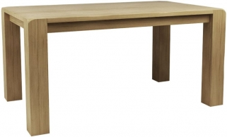 Qualita Vermont Oak Dining Table