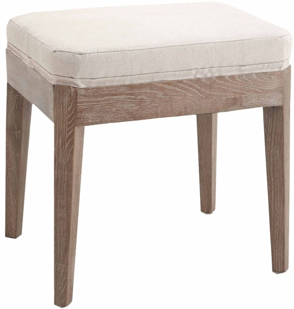 RV Astley Oriel Natural Wooden Stool