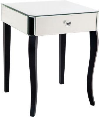 RV Astley Clarissa Bedside Table - 1 Drawer