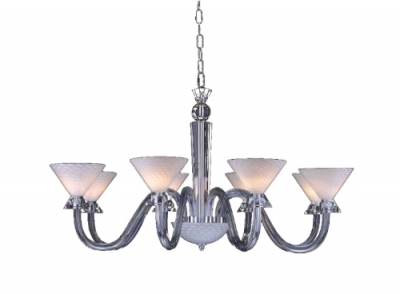 RV Astley 8 Branch Chandelier 5401