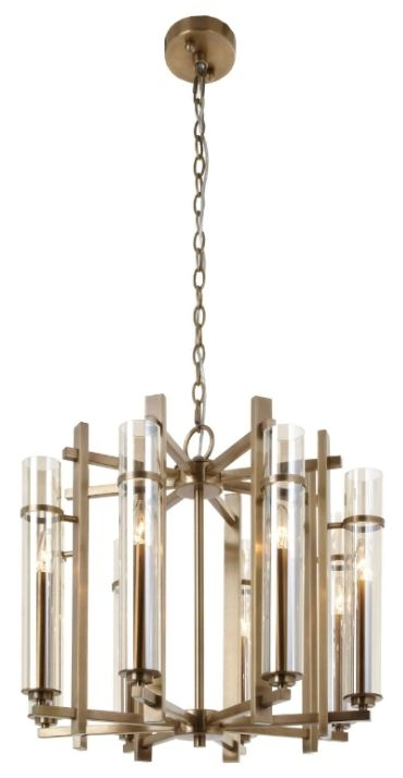 RV Astley Louis 8 Light Chandelier