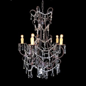 RV Astley Florence Chandelier