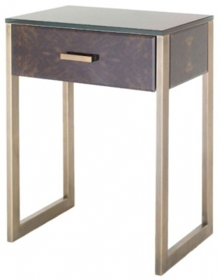 RV Astley Enan 1 Drawer Side Table