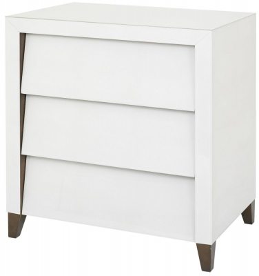 RV Astley Ived Ivory Chest of Drawer - 3 Drawer