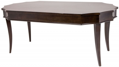 RV Astley Jaguar Coffee Table - Dark Walnut