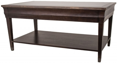 RV Astley Treves Walnut Coffee Table