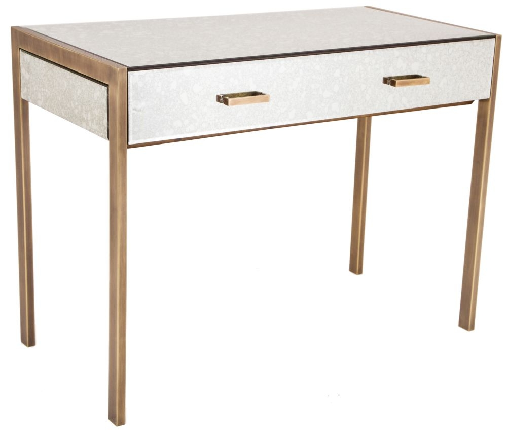 RV Astley Antique Mirror With Brass Finish Legs Console  : 3 RV Astley Antique Mirror With Brass Finish Legs Console Table from www.choicefurnituresuperstore.co.uk size 1000 x 850 jpeg 128kB