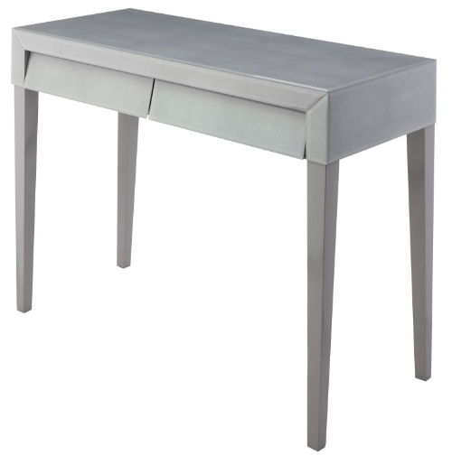 RV Astley Colby Soft Grey Shargreen Dressing Table