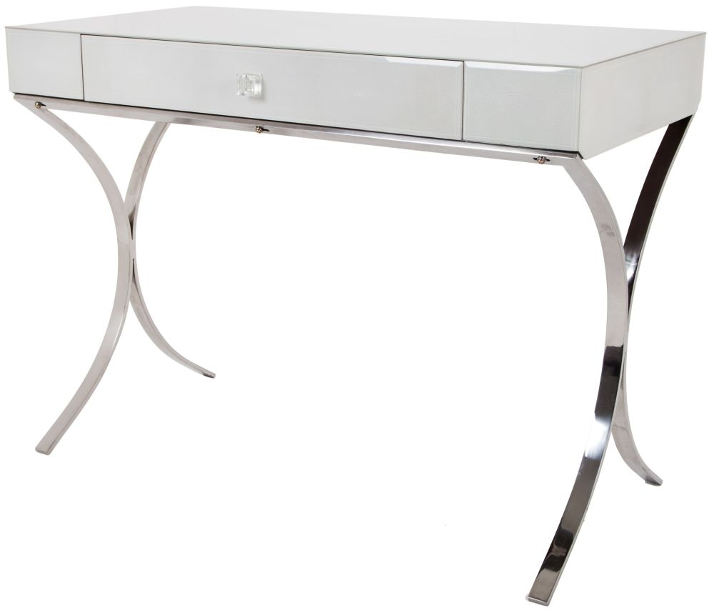 RV Astley Iced Ivory Sovana Dressing Table