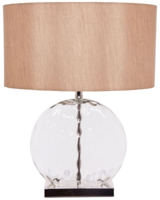 RV Astley Aletia Glass Table Lamp