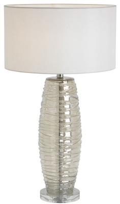 RV Astley Bara Cognac Table Lamp