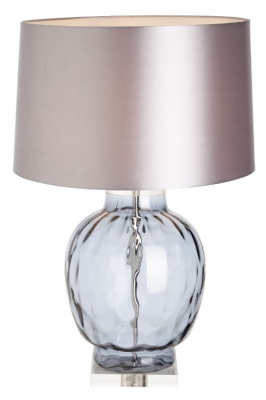 RV Astley Isla Bubble Water Glass Table Lamp Base Only
