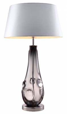 RV Astley Silvana Smoke Glass Table Lamp (Base only)