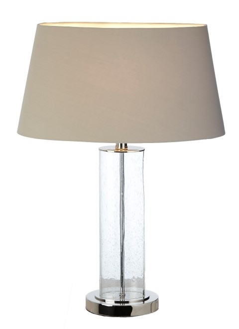 RV Astley Darwin Glass Table Lamp