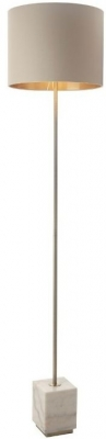 RV Astley Sintra Floor Lamp with Shade