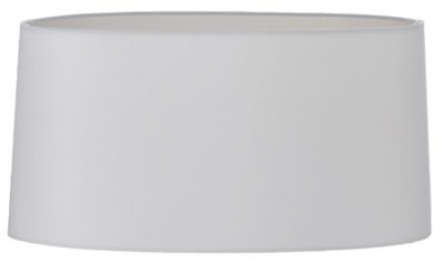 RV Astley R V A Cream Tapered Oval Shade