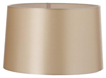RV Astley Pale Gold Luxe Shade - 34cm