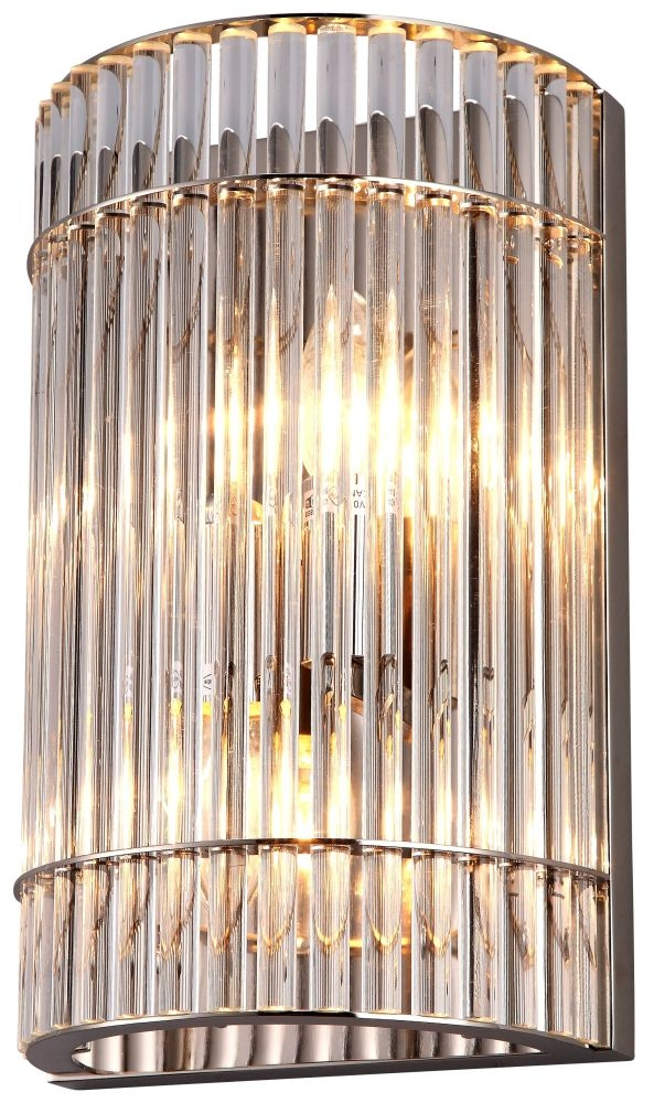 Buy rv astley macy glass and nickel wall lamp online cfs uk rv astley macy glass and nickel wall lamp mozeypictures Gallery