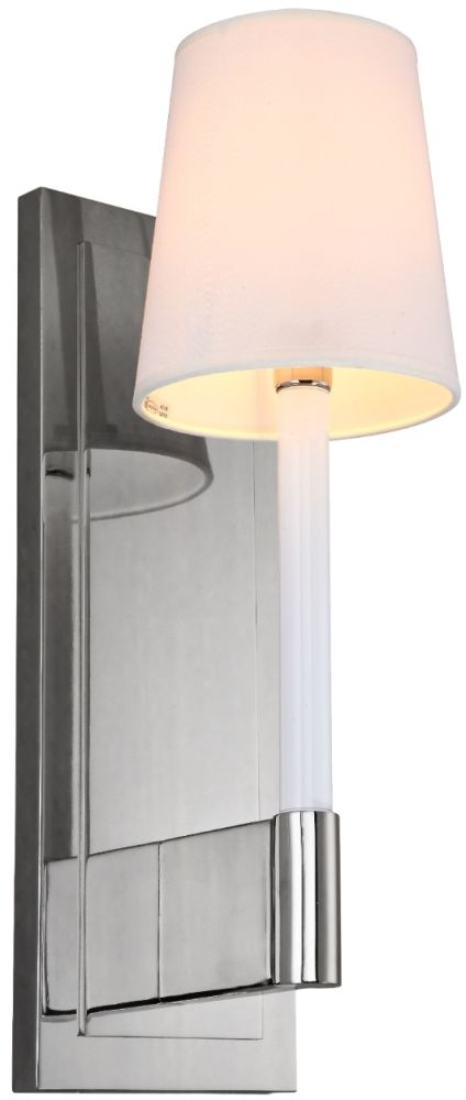 RV Astley Tallis Gunmetal Wall Lamp