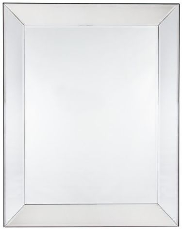 RV Astley Bevel Frame Rectangular Mirror - 144cm x 113cm
