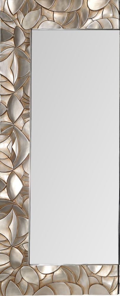 RV Astley Caen End Section Champagne Rectangular Mirror - 60cm x 150cm