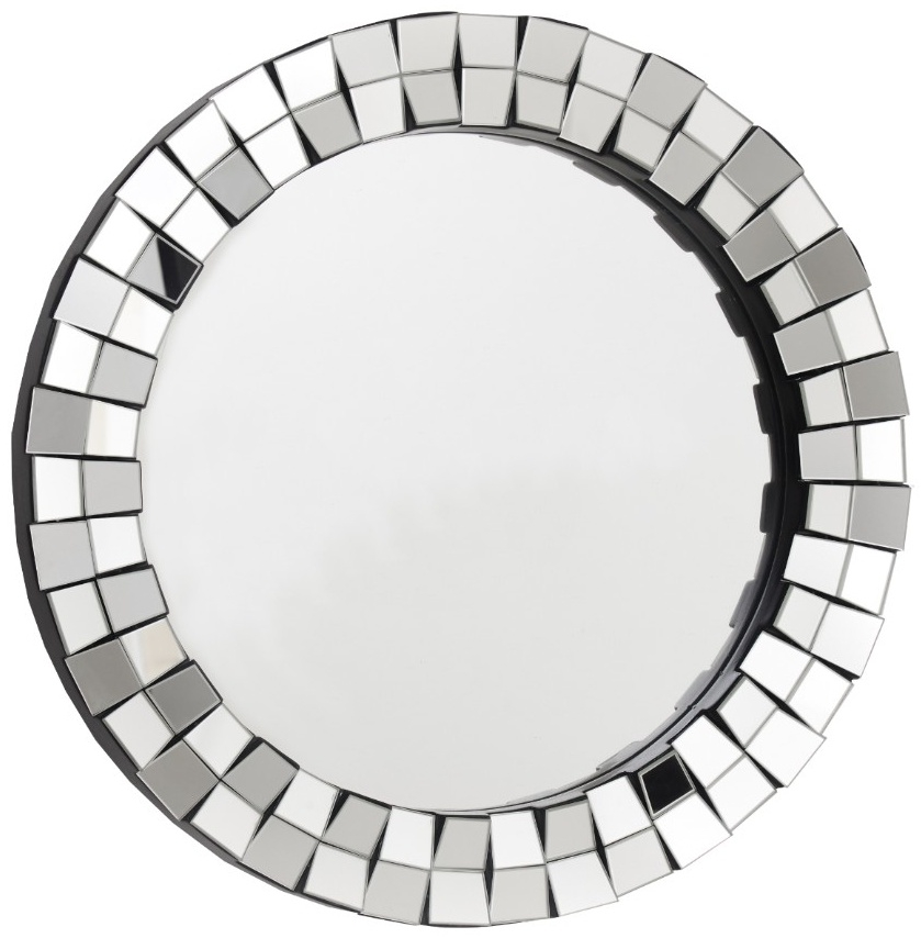 RV Astley Westin Range Round Small Wall Mirror