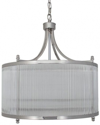 RV Astley Calto Nickel Ceiling Light