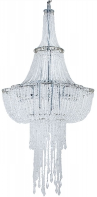 RV Astley Monaco Small Crystal Chandelier