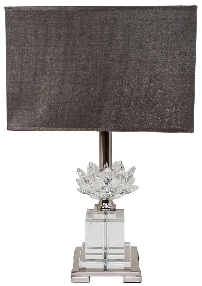 RV Astley Fleur Glass Table Lamp